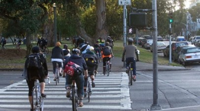 Make Safe Cycling a National Priority
