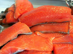 The future of fresh Alaska salmon will be endangered if we allow the FDA to approve high tech GE salmon