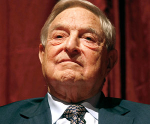 George Soros is chairman of Soros Fund Management.  Photo: Bloomberg